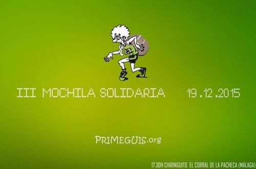III mochila