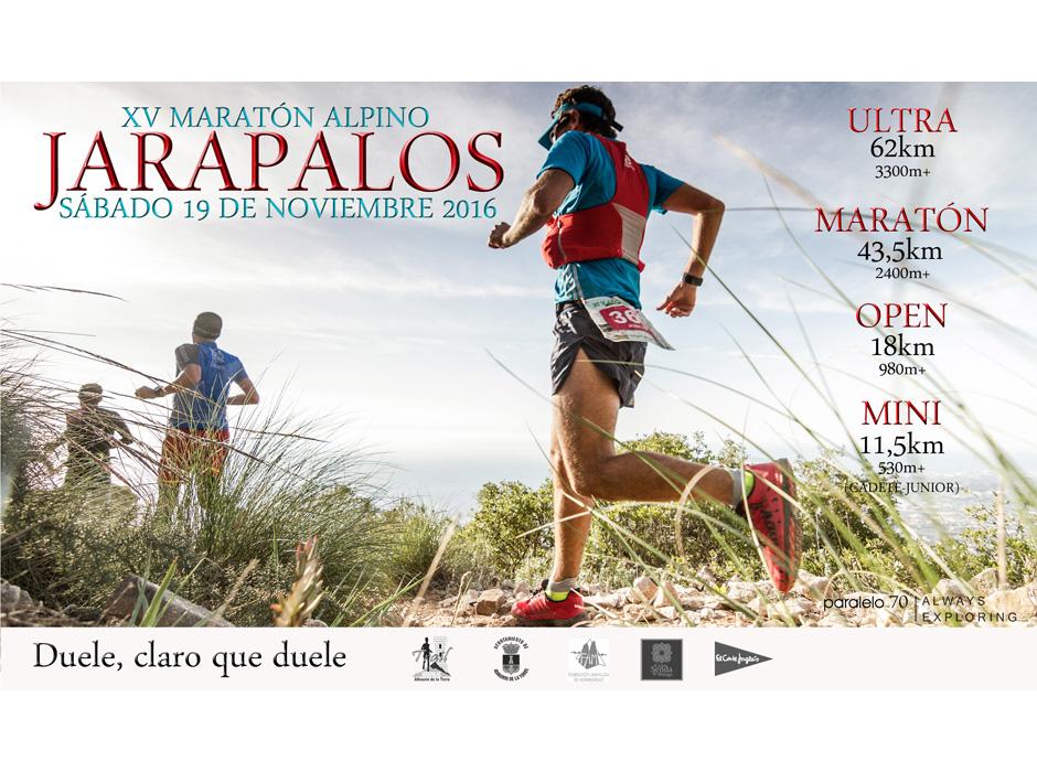 Maratón Alpino de Jarapalos
