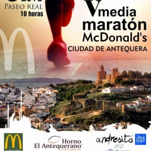 Media Maratón Antequera