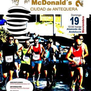 VI Media Maratón McDonal´s Ciudad de Antequera
