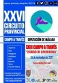 """XXIII CAMPO A TRAVES """"CIUDAD DE ARCHIDONA"""""""